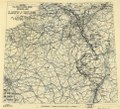 (March 17, 1945), HQ Twelfth Army Group situation map. LOC 2004631907.tif