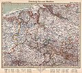 (Stielers Handatlas, 1925 - map 10) Germany 1919-1937, Oldenburg - Hannover - Westfalen. Hanover - Westphalia.jpg