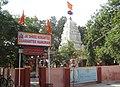 ©India.Karnataka.Gulbarga.Korantee Hanuman Temple.JPG