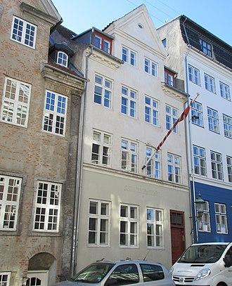 Listed buildings in Copenhagen Municipality - Image: Åbenrå 27 (Copenhagen)