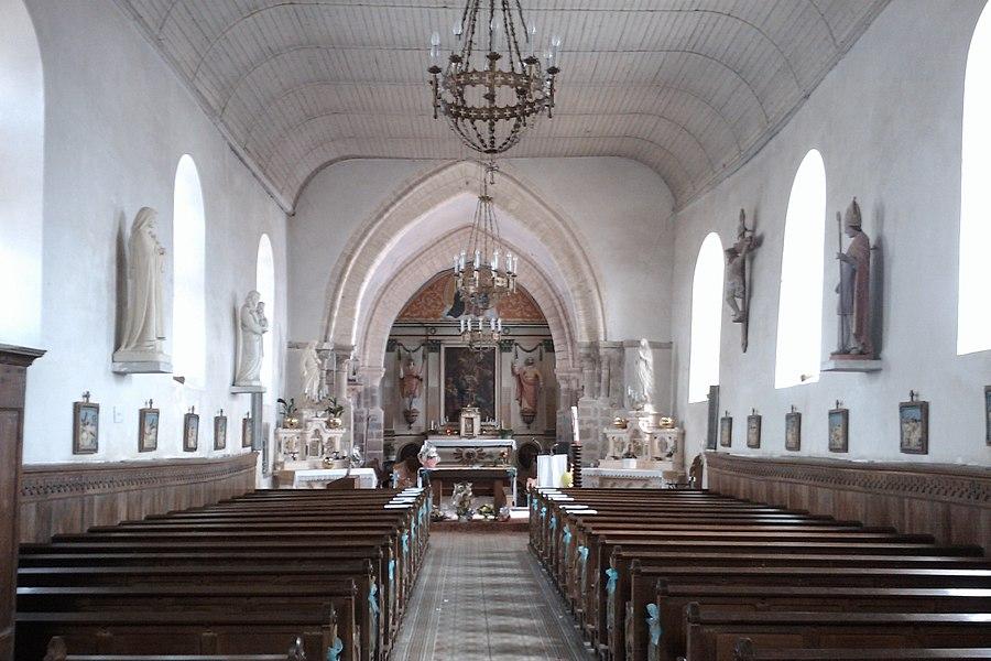 Église Saint-Ouen de fr:Lengronne