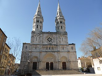 Mâcon - Saint-Pierre Church (1859–1865)