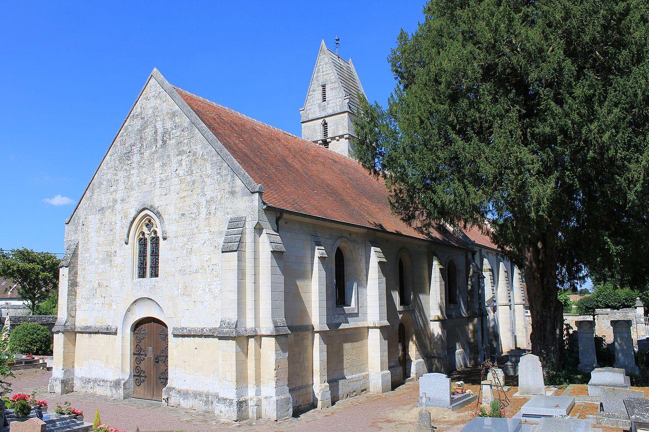 Éterville Église Saint-Jean-Baptiste.JPG