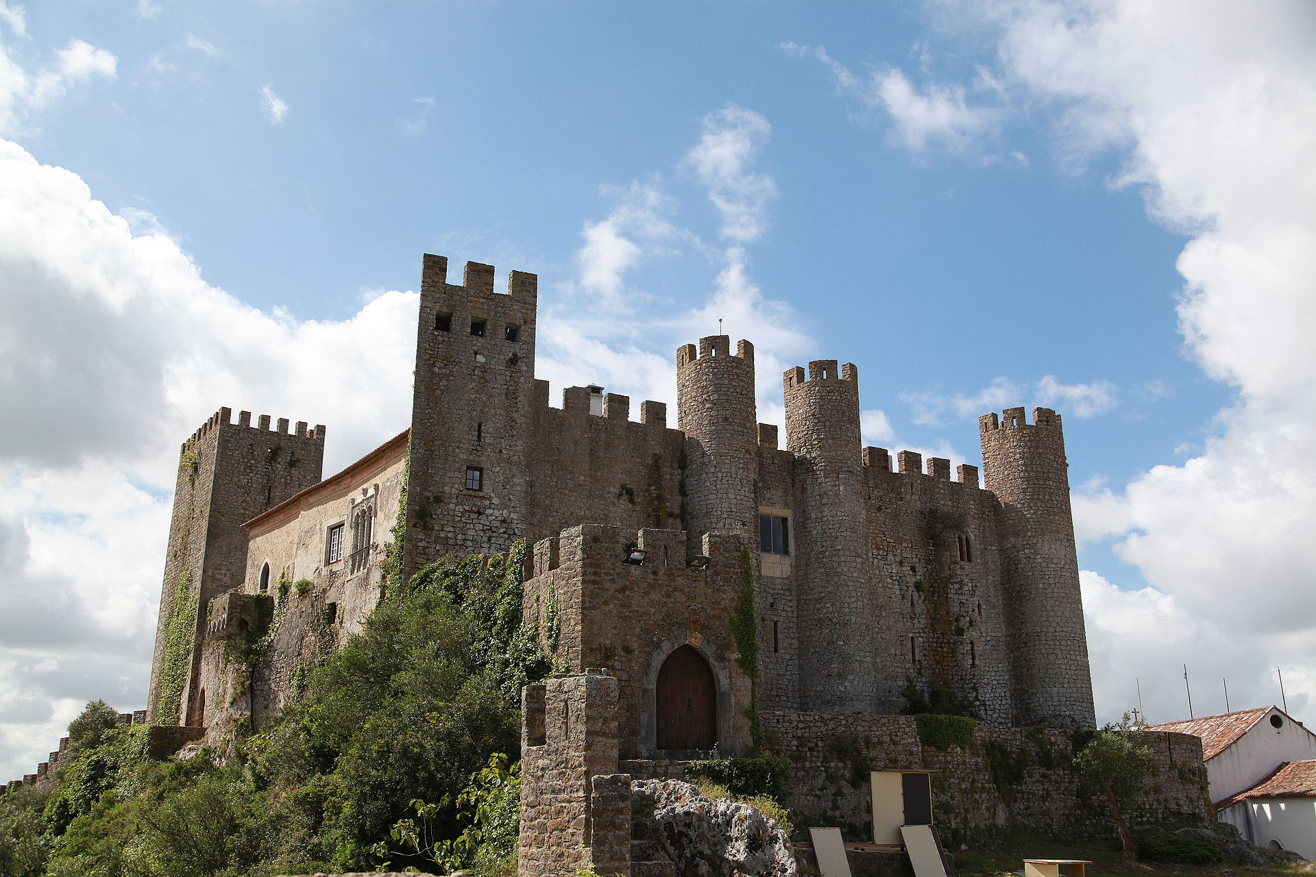 Castle of Óbidos ...