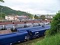 Ústí nad Labem-Střekov, nádraží, z Riegrovy.jpg