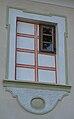 Čížová, fara - detail okna (002).JPG