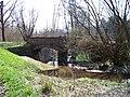 Řehenice, Papírna, most přes Mokřanský potok.jpg
