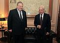 Συνάντηση Αντιπροέδρου της Κυβέρνησης και Υπουργού Εξωτερικών Ευ. Βενιζέλου με Πρέσβη HΠΑ στην Ελλάδα (14563640232).jpg