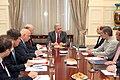 Σύσκεψη στο Υπουργείο Εξωτερικών υπό τον ΥΠΕΞ Δ. Αβραμόπουλο (7439460194).jpg
