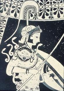 Древнегреческие мифы персей и медуза горгона