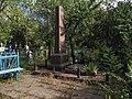 Братська могила воїнів, Кіровське кладовище 05.JPG
