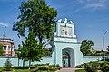 Воломир-Волинський -мур з брамою.jpg