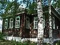 Дом жилой купчихи Циренниковой. Заозерная улица, д. 4, Сольвычегодск.JPG