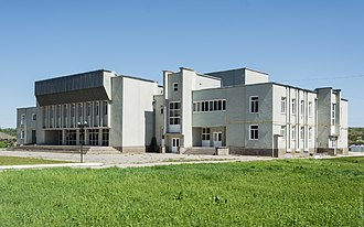 Corlăteni, Rîșcani - Local House of Culture