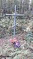 Захоронения работников торфообрабатывающего предприятия в годы ВОВ (у пос.Дунай). Безымянная могила.jpg