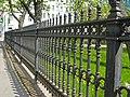 Кронштадт. Екатерининский парк, ограда01.jpg