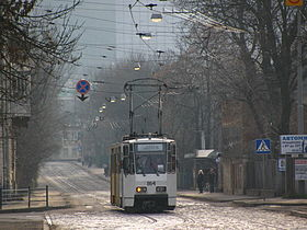 Image illustrative de l'article Tramway de Lviv