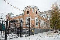 Максима Горького 3 Жилой дом пивовара Гампля курган.JPG
