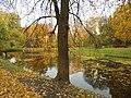 Москва - Воронцовский парк, Третий Воронцовский пруд.jpg