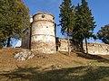 Оборонні споруди монастиря (мури, дзвіниця, башти) - Підкамінь.JPG
