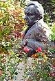 Пам'ятник-бюст І. П. Котляревському,Полтава садиба-музей 182.JPG