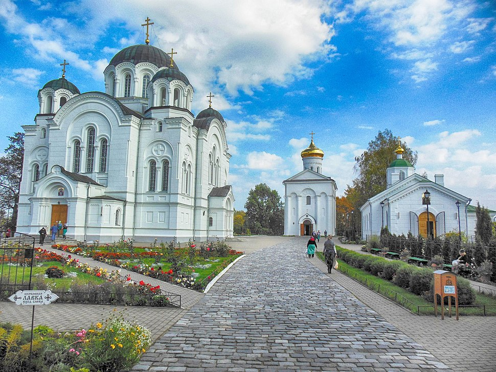 Полацак, Спаса-Еўфрасіньнеўскі манастыр