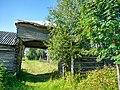 Пудожский р-н, Колодозерский погост, ворота, вид 2.jpg