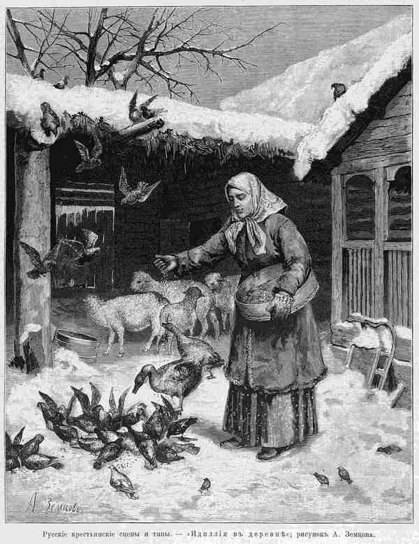 Скотный двор 1885
