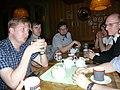 Собрание Викимедиа.ру 3 июня 2015 года в Москве в кафе Грабли 12 .JPG