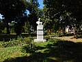 Старий пам'ятник Шевченку в Борзнянській школі -інтернат.jpg