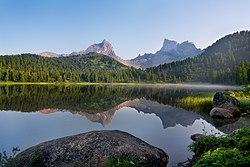 Тихое утро на озере Светлом.jpg