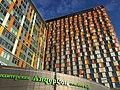 Фасад из алюминиевых композитных панелей.jpg