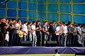 """Церемония награждения ФК """"Металлист"""" бронзовыми медалями сезона 2010-11 (6498886629).jpg"""
