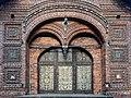 Церковь Иоанна Предтечи в Толчкове, одни из деревянных расписных ворот.jpg