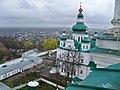 Чернігів.Комплекс споруд Троїцького монастиря.Вид з дзвіниці.JPG