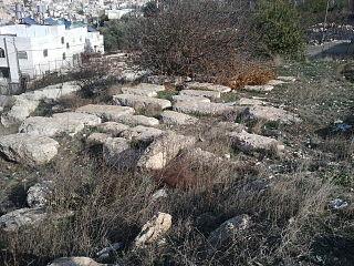 Old Jewish cemetery, Hebron