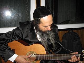 Yosef Karduner Hasidic singer