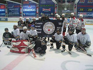 Ice hockey in Israel