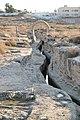 תעלת הטיה של המים בסכר.jpg
