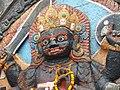 काल भैरव, वसन्तपुर दरवार क्षेत्र (Basantapur, Kathmandu) 23.jpg