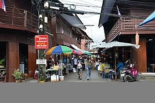 Mueang Chanthaburi District District in Chanthaburi, Thailand
