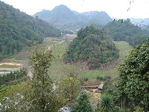 Fang (town) - Doi Ang Khang