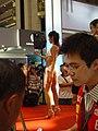 台北電腦應用展 Pentax攤位宣傳模特兒 20050801.jpg