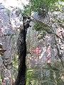 岩雅山风景区里的天门洞 - panoramio.jpg