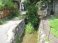 白川水車跡の水路.JPG