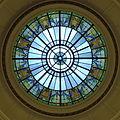 臺灣總督府博物館內部鑲嵌玻璃天窗.JPG