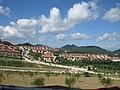 蓝天下的新城 - panoramio.jpg