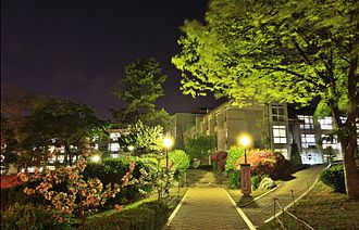 Chung-Ang University - Dormitory in Anseong campus