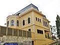 004 Casa Maristany, pl. Lluís Millet (Sant Cugat del Vallès), façana c. Àngel Guimerà.jpg