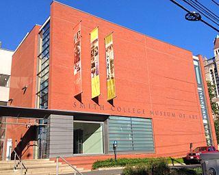 Art museum in Northampton, Massachusetts